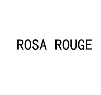 ROSA ROUGE