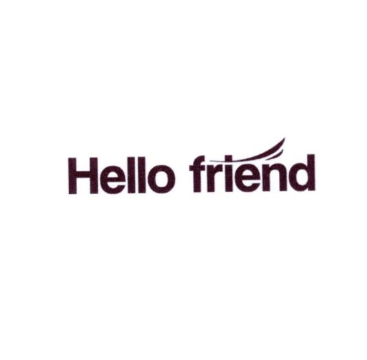 HELLO FRIEND